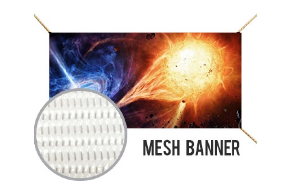 Mesh Banner