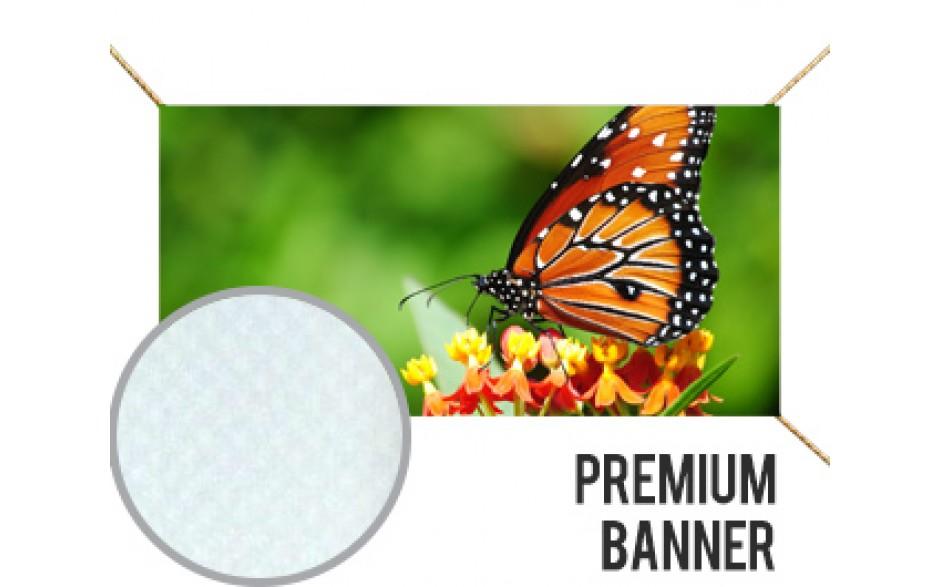Coated Premium Banner