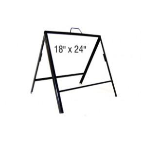 18x24 Double Panel Iron A Frame
