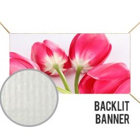 Backlit Banner