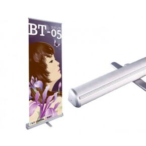 """Deluxe Retractable BT-05 (33.5"""" x 79"""") Stand Only"""