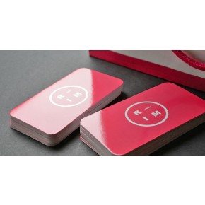 Business Card (Luster)