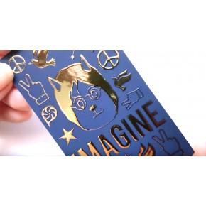 Business Card (Raised Foil)