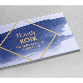 Business Card (Edge)