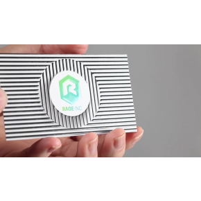 Business Card (Raised Spot UV)