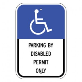 """Handicap - Florida - 12""""x18"""""""