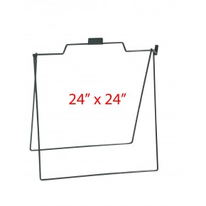 24x24 Foldable Wire Stand