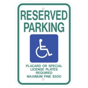 """Handicap - Hawaii - 12""""x18"""""""