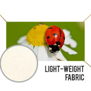Light Weight Fabric Banner