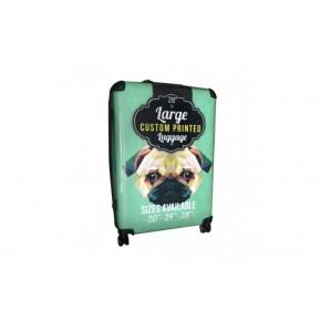 Custom Printed Luggage