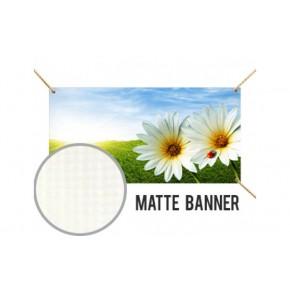 Matte Banner - 13oz. Scrim (Ultraflex Super Print Plus)