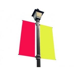 Street Pole Banner Brackets (Double Side)