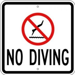"Pool Sign 2 - 18""x18"""