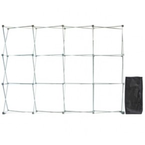 8x8 Straight Pop Up Display (Stand Only)