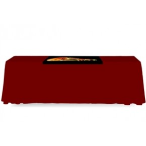 Table Runner - Full Color / 4 Ft. Backless