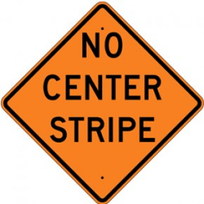 "Warning (6) - Construction Signs - 48""x48"""
